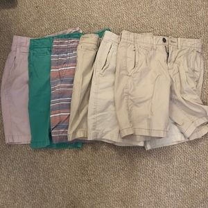 GREAT DEAL! 6 Pairs of American Eagle Shorts